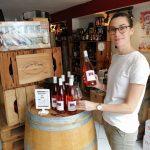 nouveautés vente le petit chai caviste la grande motte pic st loup languedoc cave vins rosé d andre clos des augustins