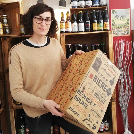 cathy-calendrier-de-l-avent-biere-petit-chai-langurdoc-brasseries-artisanales-bieres-ipa-ambree-blonde-grande-motte-herault-caviste detour zoobrew singuliere barbaude montpellier nimes garrigues malpolon brescou
