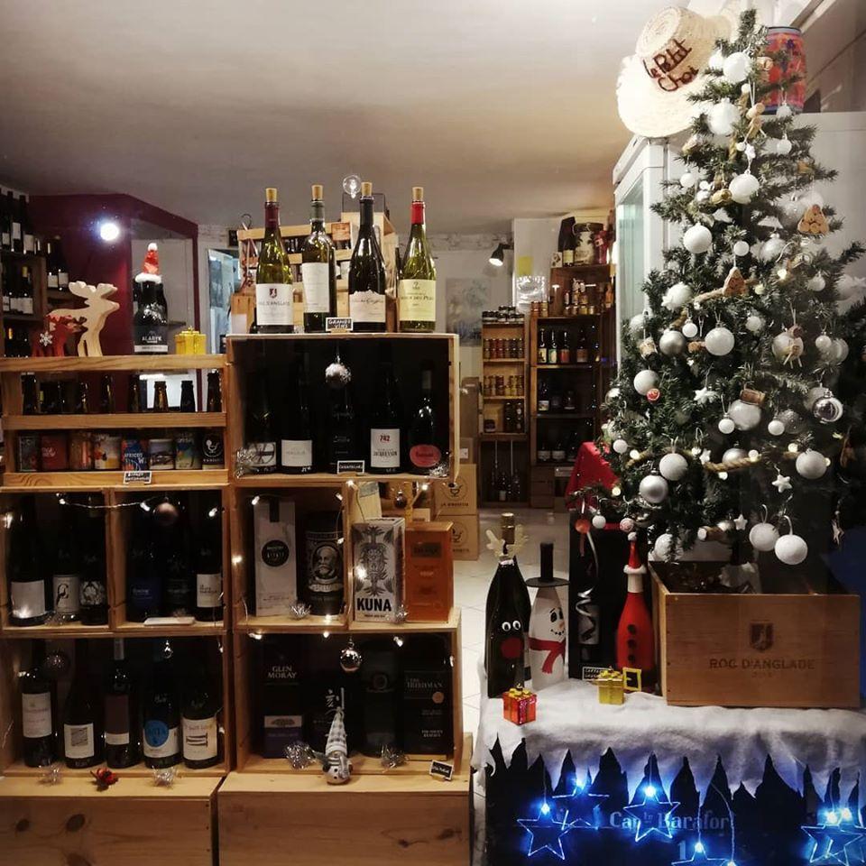 vitrine noel petit chai grande motte vin biere whisky rhum vins vin languedoc
