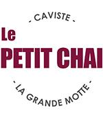 LOGO PETIT CHAI caviste la grande motte cave vin vins languedoc bieres whisky rhum la grande motte champagne
