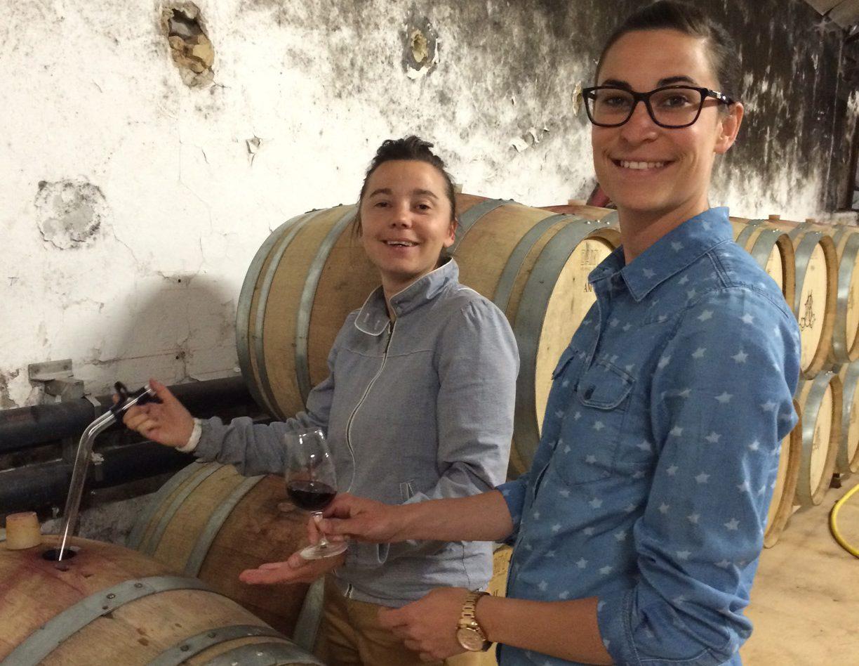 cathy beauchef et coralie houin le petit chai caviste la grande motte vin vins champagne bieres artisanales spiritueux whisky rhum gin cognac