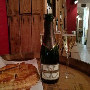 EPIPHANIE-2018-galette-des-rois-la-grande-motte-champagne-caviste-le-petit-chai cave a vins