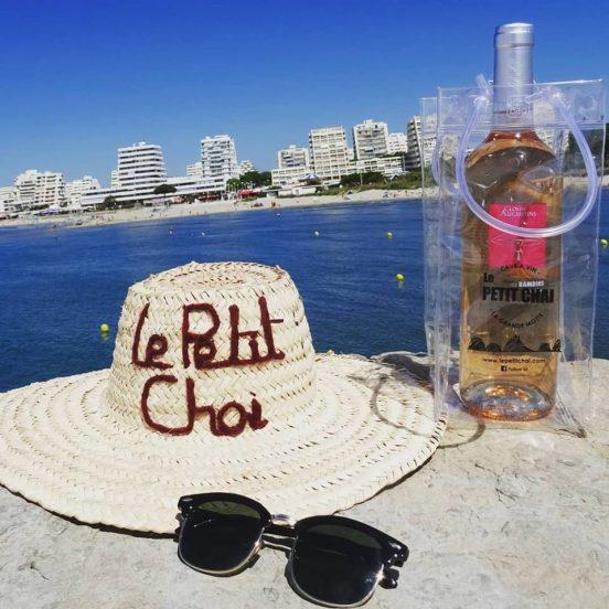 le petit chai caviste la grande motte nouveaux horaires été soleil sun rosé vin cave a vins plage carnon montpellier bieres artisanales rhums whiskys rouge blanc