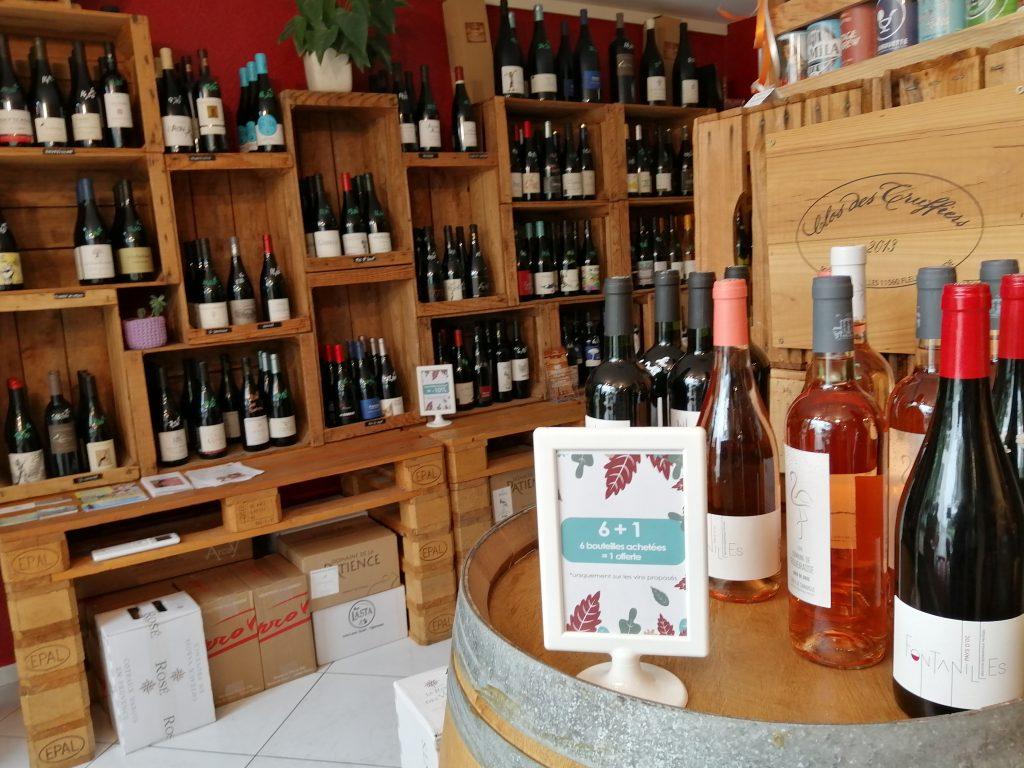 le petit chai foire aux vins caviste 2019 offre champagne bières artisanales whiky rhum languedoc pic st loup terrasses du larzac