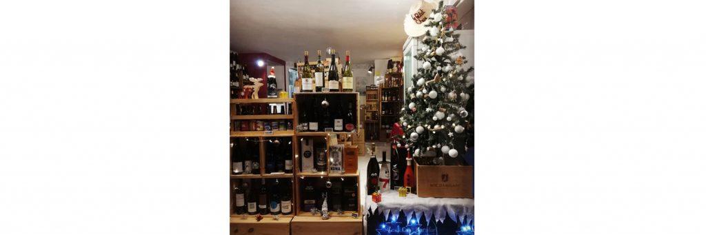 vitrine-noel-petit-chai-grande-motte-vin-biere-whisky-rhum-languedoc