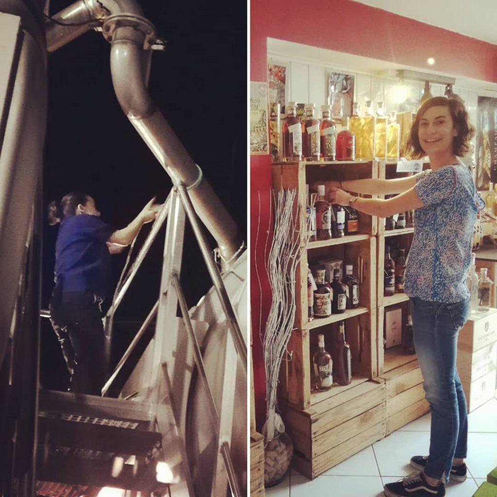 rentrée au petit chai caviste la grande motte cave a vin biere spiritueux rhum whisky champagne montpellier