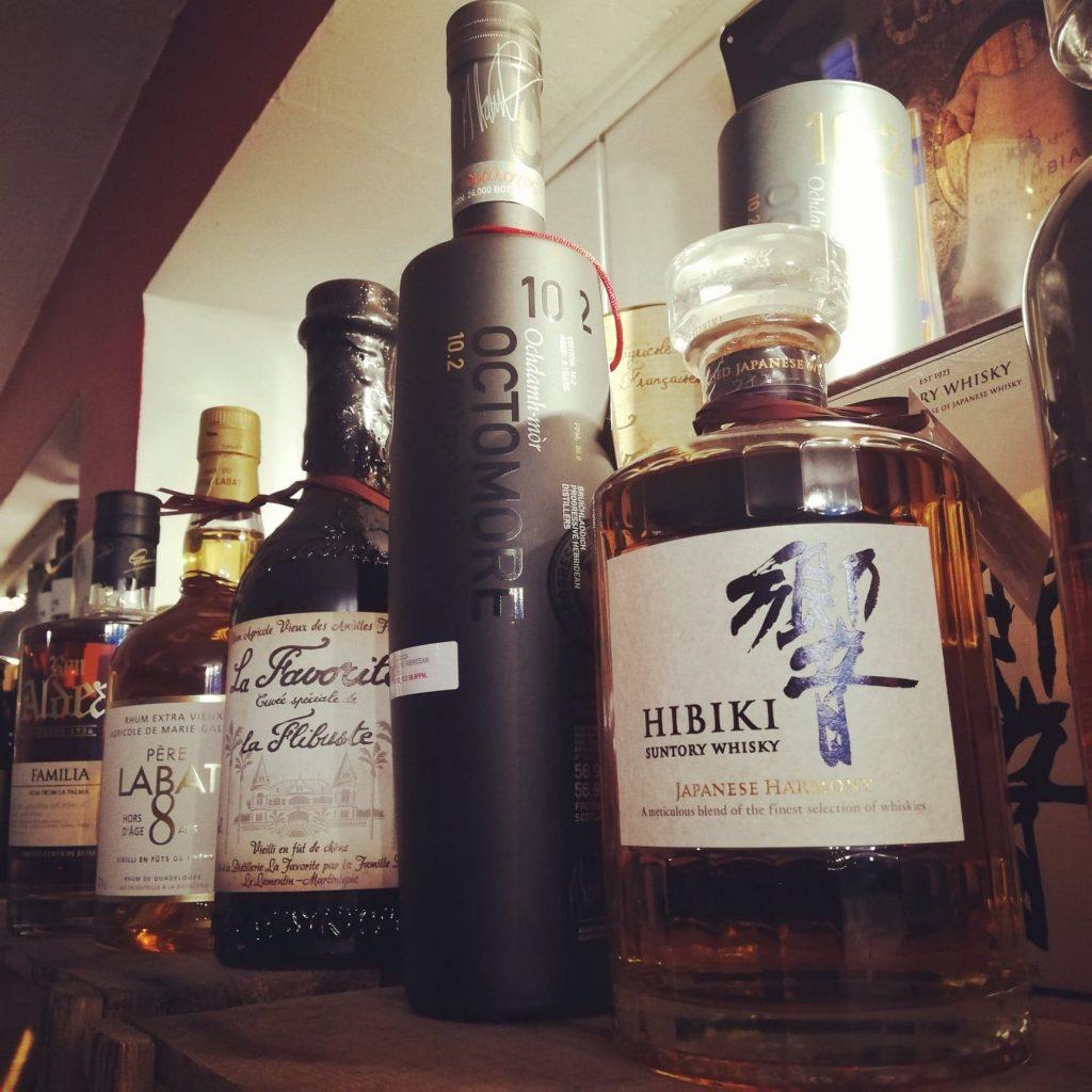 spiritueux exception cave a vin biere whisky rhum la grande motte caviste le petit chai