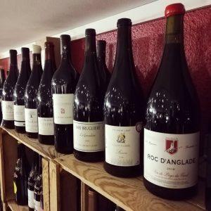 magnum rose rouge blanc crus languedoc pic st loup faugeres terrasses du larzac caviste la grande motte le petit chai cave vin