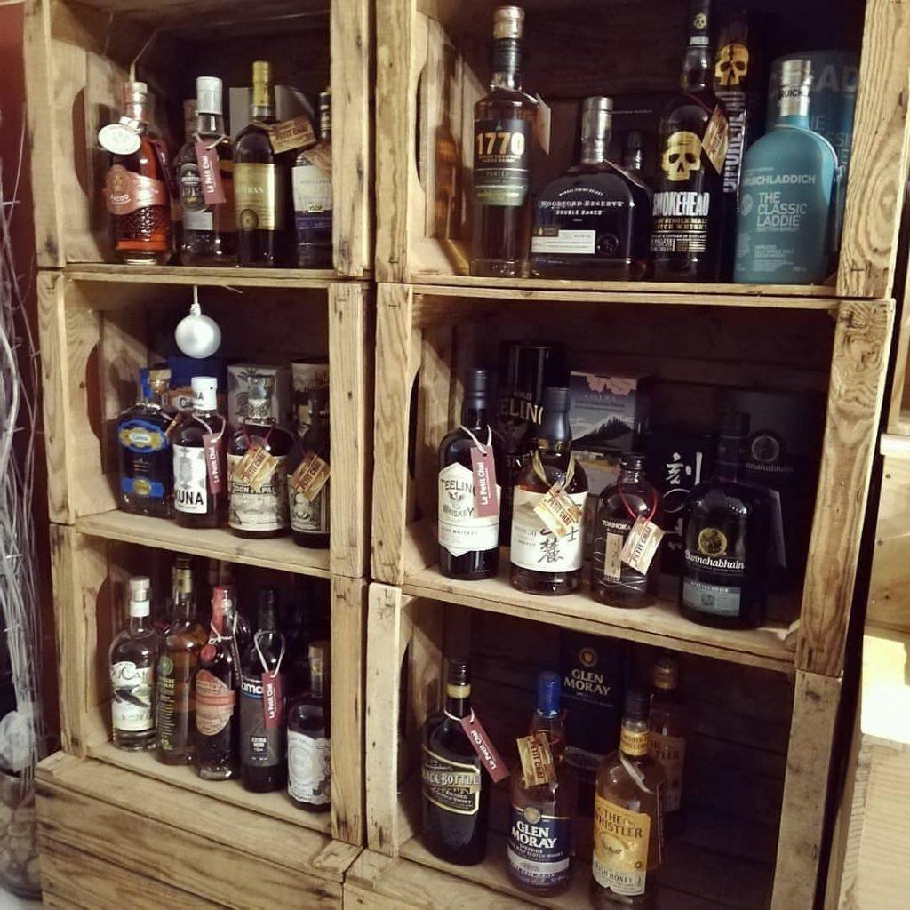 spiritueux whisky rhum agricole ecossais islay irlandais japonais caviste la grande motte cave a vin le petit chai