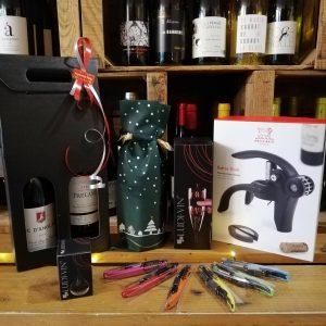 cadeaux entreprise fin d'année caviste cave a vin le petit chai la grande motte vin champagne spiritueux bières artisanales