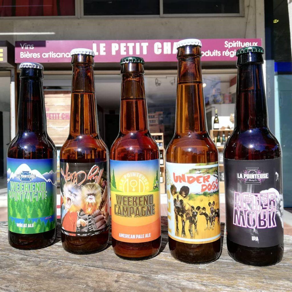 craft beer biere brasserie artisanale zoobrew pointeuse caviste la grande motte le petit chai cave a vins